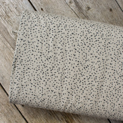 Jersey Little Spots Taupe